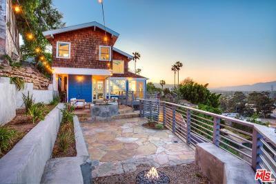 Single Family Home For Sale: 2592 Adelbert Avenue