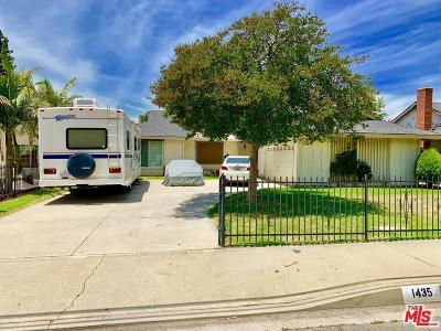 Pomona Single Family Home For Sale: 1435 Washington Avenue
