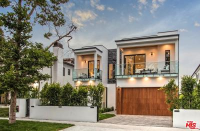 Los Angeles Single Family Home For Sale: 445 North Fuller Avenue