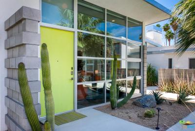 Palm Springs Condo/Townhouse Active Under Contract: 100 North Cerritos Drive #4