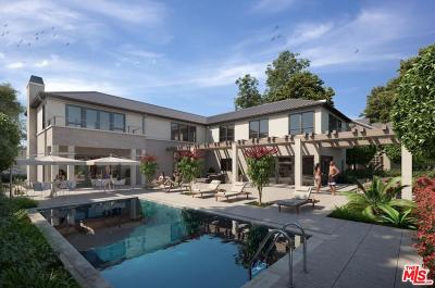Pacific Palisades Single Family Home For Sale: 1026 Corsica Drive