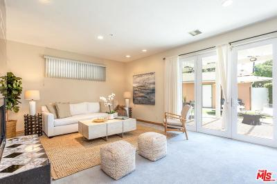Santa Monica CA Single Family Home For Sale: $1,995,000