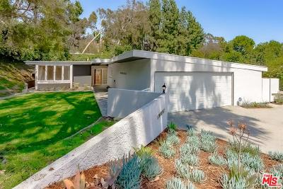 Single Family Home For Sale: 9025 Wonderland Park Avenue