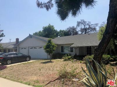 Glendora Single Family Home For Sale: 1315 Bruning Avenue