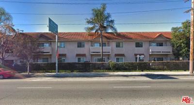 San Fernando Condo/Townhouse For Sale: 10943 Laurel Canyon #C13