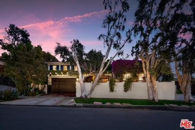 Santa Monica Single Family Home For Sale: 548 Dryad Road