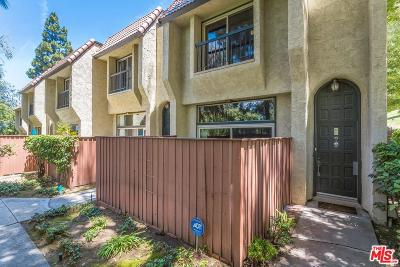 Culver City Condo/Townhouse For Sale: 11260 Overland Avenue #22F