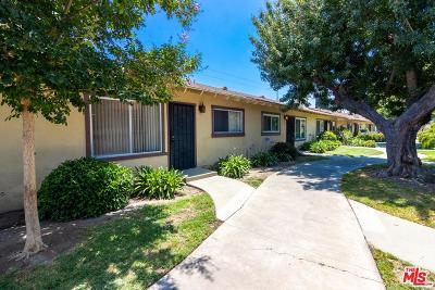 Anaheim Condo/Townhouse For Sale: 1541 East La Palma Avenue #F3