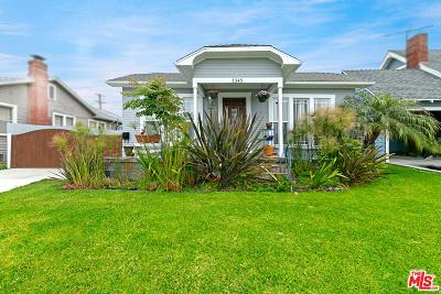Los Angeles Single Family Home For Sale: 5345 South Victoria Avenue