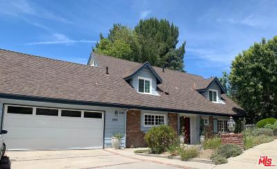 Woodland Hills Single Family Home For Sale: 4856 Adele Court
