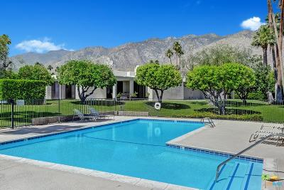 Palm Springs Condo/Townhouse For Sale: 1370 East Marion Way