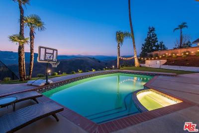 Calabasas Single Family Home Active Under Contract: 26021 Farmfield Road
