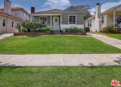 Single Family Home For Sale: 8121 Gonzaga Avenue