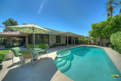 Rancho Mirage Single Family Home Active Under Contract: 42 Princeton Drive