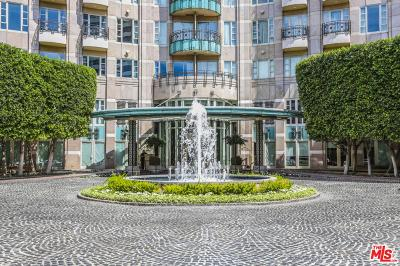Los Angeles County Condo/Townhouse For Sale: 10580 Wilshire #15SW