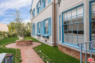 Beverly Hills Rental For Rent: 133 South Roxbury Drive #135 1/2