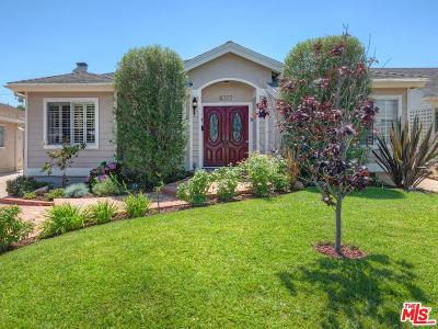Single Family Home For Sale: 8377 Chase Avenue