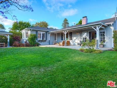 Single Family Home For Sale: 8001 Kentwood Avenue
