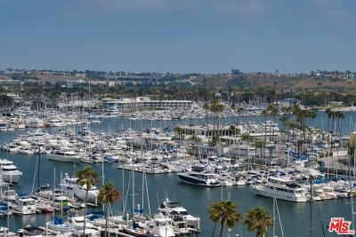 Marina Del Rey Condo/Townhouse For Sale: 4314 Marina City Drive #820