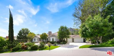 Westlake Village Single Family Home For Sale: 1803 Mesa Ridge Avenue