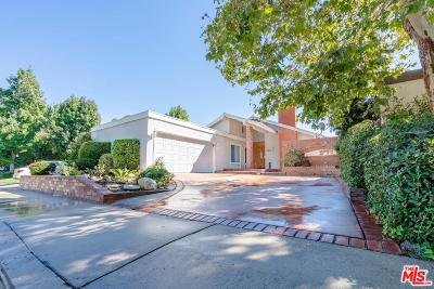 Santa Clarita, Canyon Country, Newhall, Saugus, Valencia, Castaic, Stevenson Ranch, Val Verde Single Family Home For Sale: 25314 Avenida Cappela
