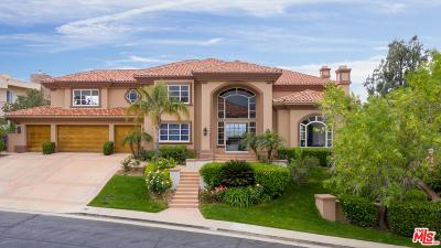 Chatsworth Single Family Home Active Under Contract: 22524 South Summit Ridge Circle