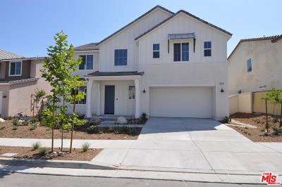 Canyon Country Single Family Home For Sale: 18228 Cumulus Court