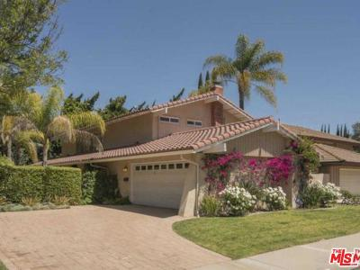 Westlake Village Single Family Home For Sale: 31927 Kingspark Court