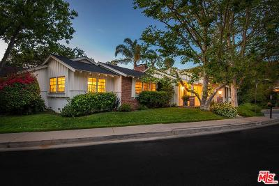 Sherman Oaks Single Family Home For Sale: 3512 Stonewood Drive