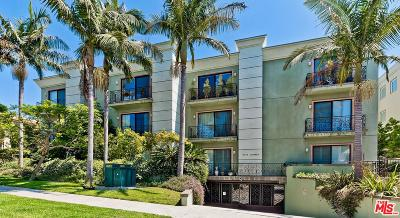 Pacific Palisades Condo/Townhouse Active Under Contract: 16000 West Sunset #304