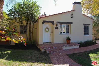 Studio City Single Family Home For Sale: 4180 Elmer Avenue