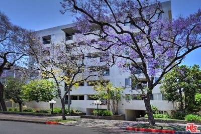 Beverly Hills Condo/Townhouse Sold: 321 North Oakhurst Drive #204