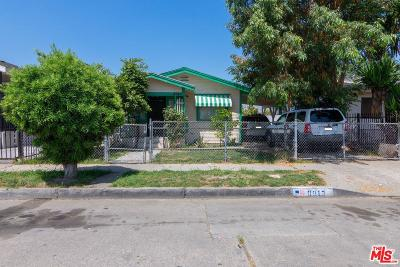 Los Angeles Single Family Home For Sale: 8913 Mettler Avenue