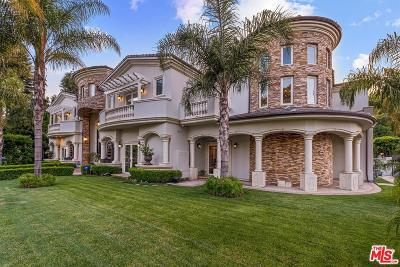 Encino Single Family Home For Sale: 15506 Meadowgate Road