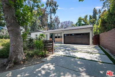 Valley Glen Single Family Home Active Under Contract: 5940 Matilija Avenue