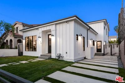 Single Family Home For Sale: 638 North Sierra Bonita Avenue