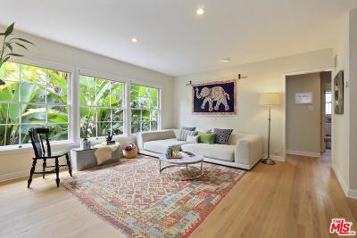 Santa Monica Condo/Townhouse For Sale: 1528 Yale Street #5