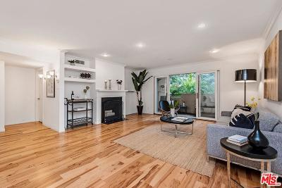Santa Monica Condo/Townhouse Active Under Contract: 222 7th Street #104
