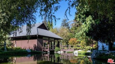 Los Angeles Single Family Home For Sale: 120 Monovale Drive