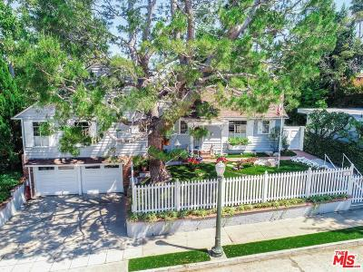 Single Family Home For Sale: 11260 West Sunset Boulevard