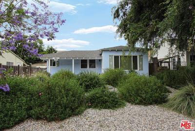 North Hollywood Single Family Home For Sale: 10843 Hartsook Street