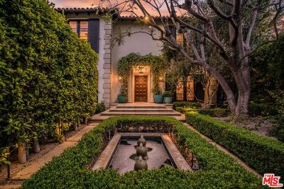 Beverly Hills Single Family Home For Sale: 603 North Sierra Drive