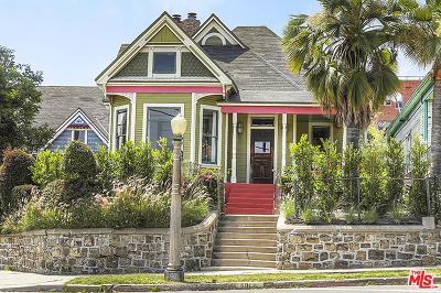 Single Family Home For Sale: 601 East Edgeware Road