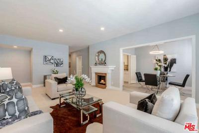 Beverlywood Vicinity (C09) Condo/Townhouse For Sale: 1167 Roxbury Drive #306