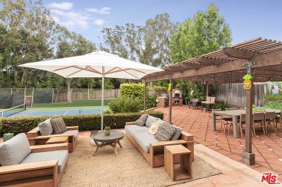 Malibu Single Family Home For Sale: 6738 Wildlife Road