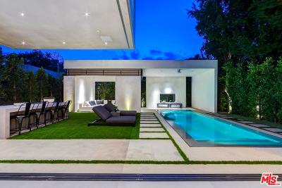 West Hollywood CA Single Family Home For Sale: $3,995,000