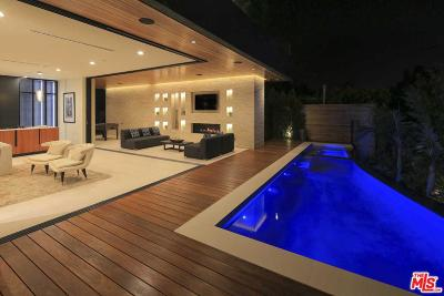 Single Family Home For Sale: 8381 Hollywood Boulevard
