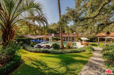 Studio City Single Family Home For Sale: 3280 Fryman Road