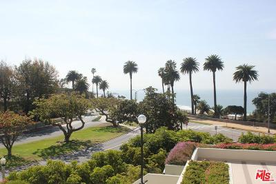 Santa Monica Condo/Townhouse For Sale: 201 Ocean Avenue #408B