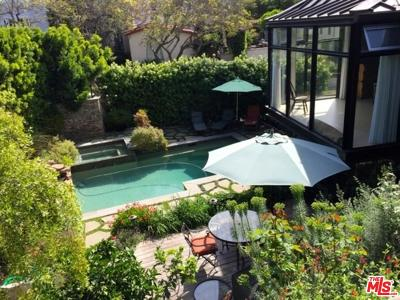 Los Angeles County Single Family Home Active Under Contract: 1970 Benecia Avenue